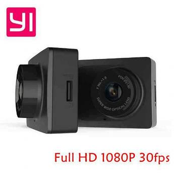 Видеорегистратор Xiaomi Yi Car DVR WiFi DashCam Black
