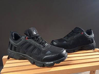 Кроссовки мужские Adidas CLIMAWARM.Черные