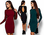 Женские осенние платья - изящность и стиль при любой погоде!