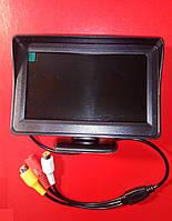 Монитор 4.3 дюйма для камеры наблюдения