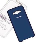 Силиконовый чехол на Samsung J7 710 (2016) Soft-touch Denim