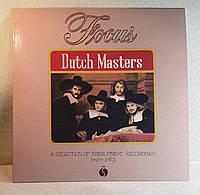 CD диск Focus - Dutch Masters, фото 1