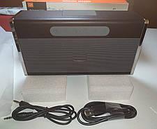 Влагозащищенная Bluetooth колонка Q8 (MP3, FM, USB, TF, AUX), фото 3