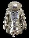 Куртка демисезонная на девочку Сова Размеры 24- 32 , фото 2