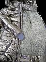 Куртка демисезонная на девочку Сова Размеры 24- 32 , фото 4