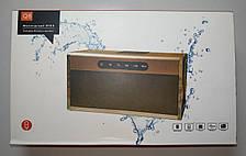 Влагозащищенная Bluetooth колонка Q8 (MP3, FM, USB, TF, AUX), фото 2