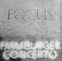 CD диск Focus - Hamburger Concerto