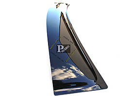 """Дефлектор заднего стекла """"SIM"""" Mercedes-BENZ M-класса (1998-2004) (темный) - Задний козырек Мерседес Бенц М класса"""
