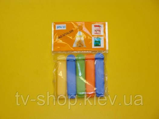 Клипсы для пакетов (8 см)