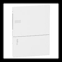 Щит Schneider-Electric Mini Pragma 6 модулей встраив. белая дверь IP40 MIP22106