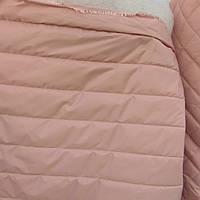 Стеганная ткань на синтепоне для пошива верхней одежды ширина 150 см сублимация стеганная-022