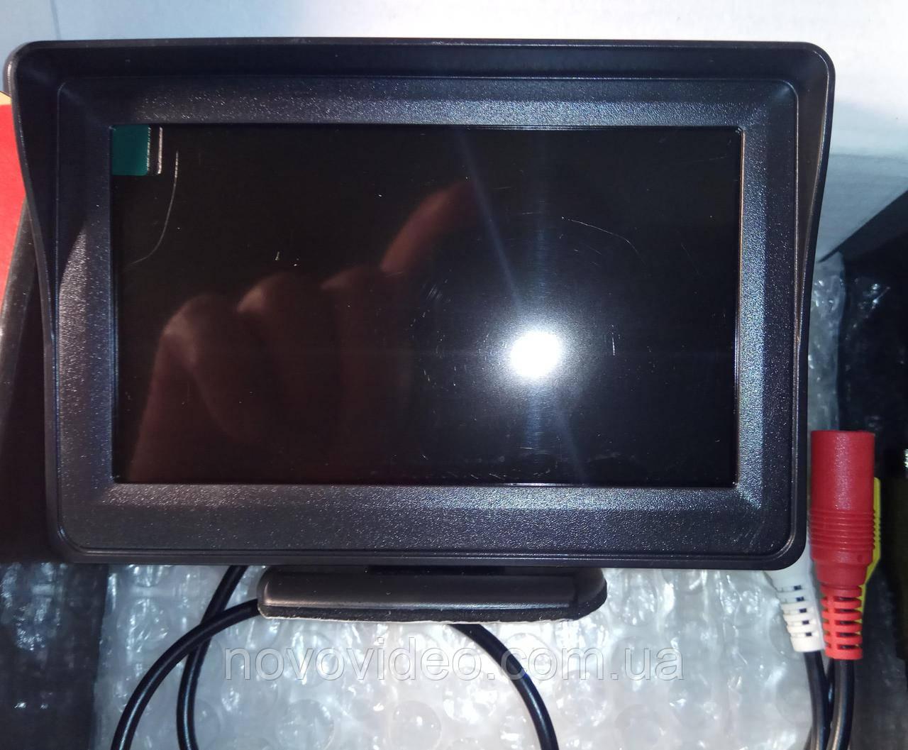Монитор для камеры заднего вида 4,3 дюйма