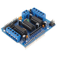 Motor Shield L293D для Arduino