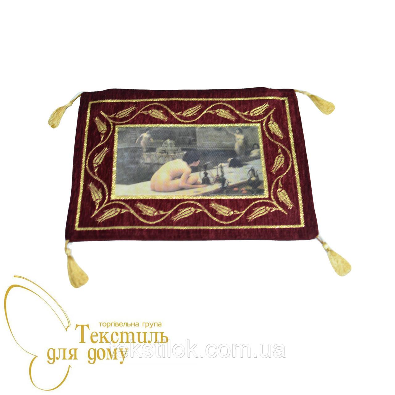 Наволочка декоративная Гарем RESIMLI BASKILI , 50*50