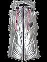 Куртка - жилет демисезонная на девочку Размеры 34 38, фото 3