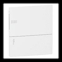 Щит Schneider-Electric Mini Pragma 8 модулей встраив. белая дверь IP40 MIP22108