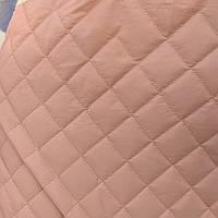 Стеганная ткань плащевка на синтепоне для пошива верхней одежды ширина 150 см сублимация стеганная-019