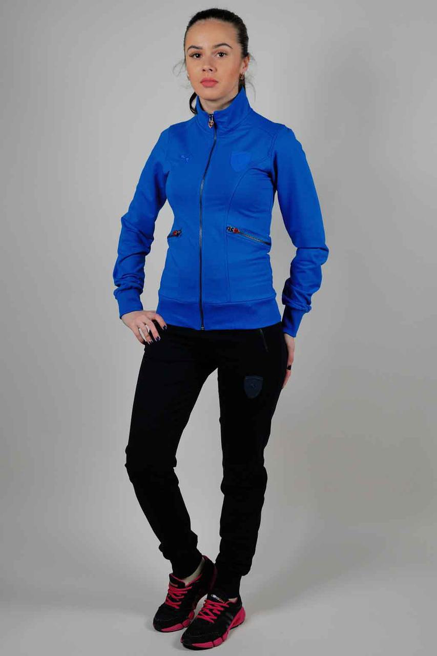 56aadd270673 Женский спортивный костюм Puma Ferrari 1287-3 - С гарантией - Магазин  спортивной одежды и