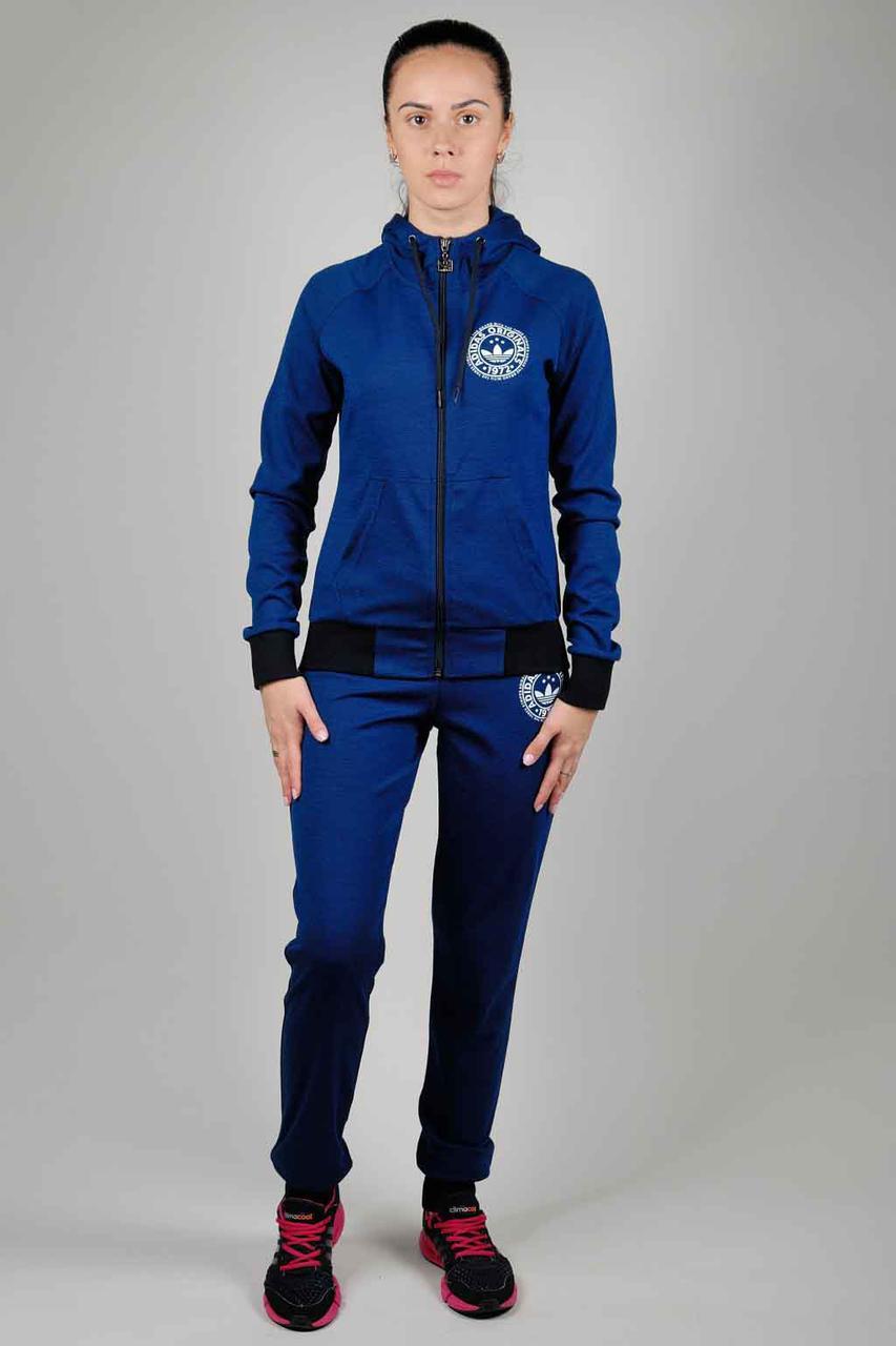 3124b3db Женский спортивный костюм Adidas Originals 0714-4 - С гарантией. В наличии