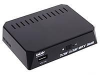 Цифровой телевизионный DVB-T2 ресивер BBK SMP132HDT2 черный, фото 1