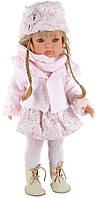 Кукла Bella 42 см с косичками Antonio Juan 2811
