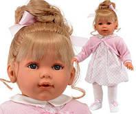 Кукла Lula 55 см мягконабивная с хвостиком Antonio Juan 1825