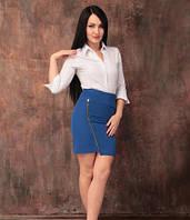 Невероятно модная  и стильная  юбка  для девушек идущих в ногу с модой