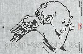 Схема для вышивания бисером(А-3) -  Ангелочек 1шт.