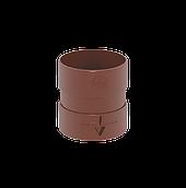 Муфта ринви 85 мм коричнева