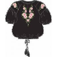 Сорочка женская под вышивку нитками ТМ Чаривна мыть