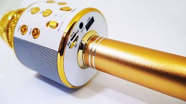 Микрофон караоке WS-858, фото 3