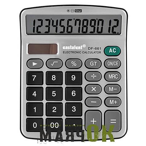 Калькулятор Eastalent DF-661-12, фото 2