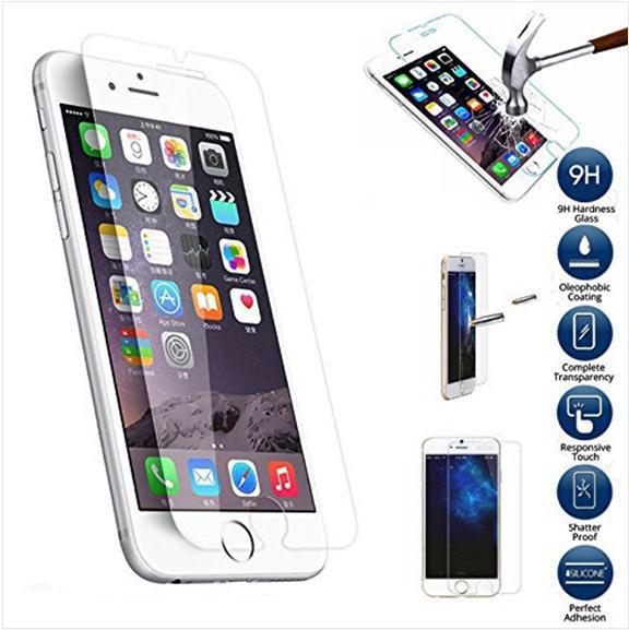 Защитное стекло 9H, 2,5D, 0,28mm для iPhone 5