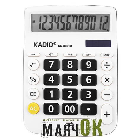 Калькулятор Kadio KD-8881B-12, фото 2