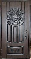 """Двери """"Портала"""" - серия ЛЮКС - модель ОСКАР (АМ-7) - 3D рисунок + патина !!!, фото 1"""