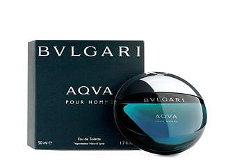 Мужской аромат Bvlgari Aqva