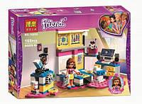 """Конструктор Bela Friends 10850 """"Комната Оливии""""( Friends 41329)"""