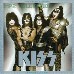 MP3 диск Kiss - MP3 Collection