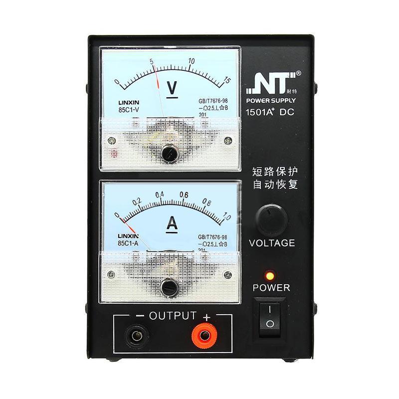 Блок питания аналоговый NT 1501A 1A 15V