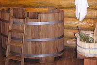 Купели для бани