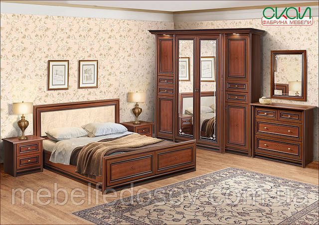 Модульная спальня Марго (Скай)