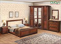 Набор для спальни Марго (Скай)