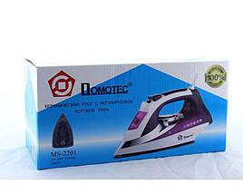 Утюг Domotec MS 2201 2200W Ceramic, фото 3