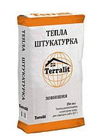 Terralit Тепла штукатурка зовнішня Хмельницький