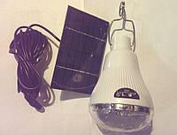 Светодиодная лампа на солнечной батарее Solar Led Light GR 020