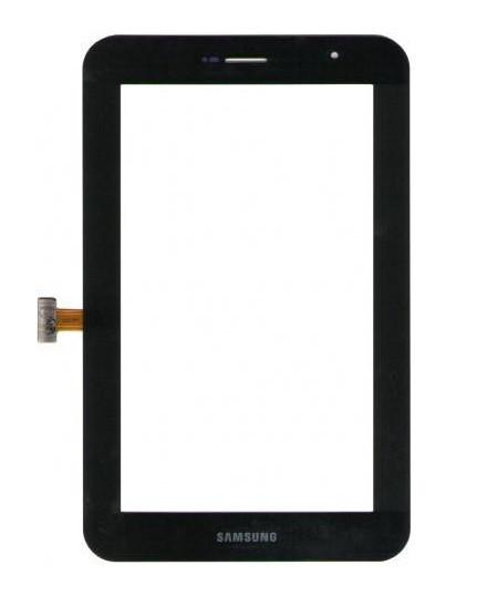 Сенсорный экран (тачскрин) для планшета Samsung P6200 Galaxy Tab Plus black ориг. к-во