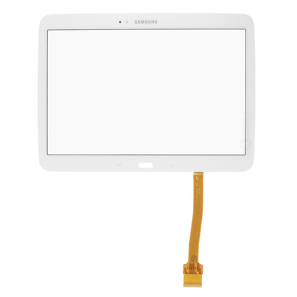 Сенсорный экран (тачскрин) для планшета Samsung P5200 Galaxy Ta3 | P5210 white