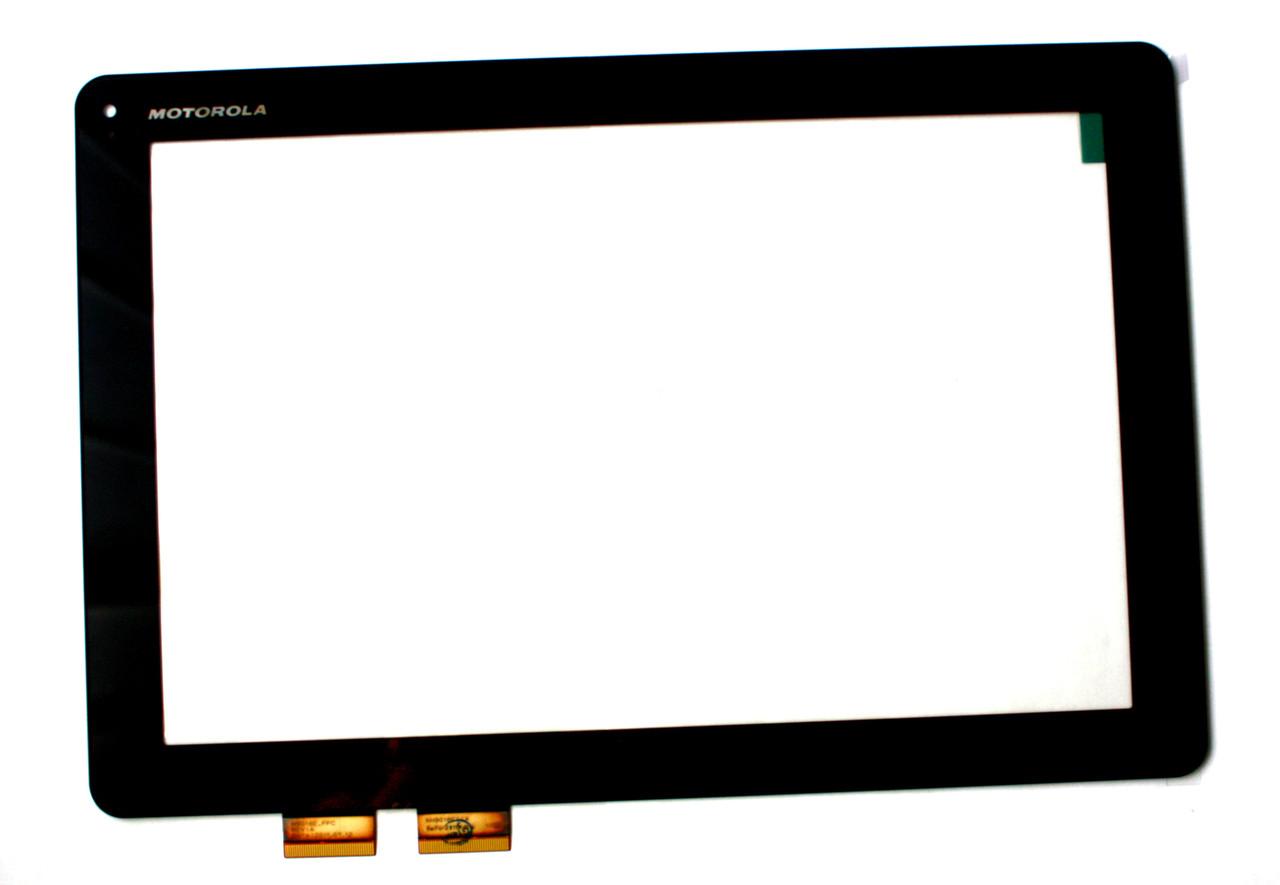 Сенсорный экран (тачскрин) для планшета Motorola MZ616 XOOM2 black ориг. к-во