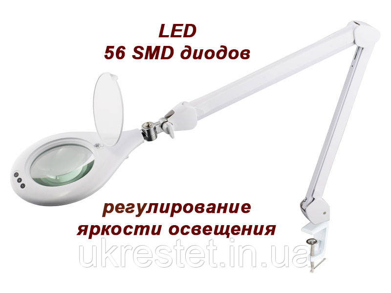 Лампа-лупа LED (3D / 5D)