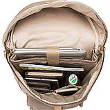 Чорний рюкзак міський BUG P16S26-11-BK, фото 7